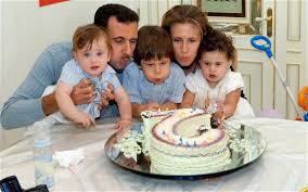 bashar family