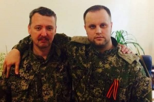 Donetsk-gouverner-Pavel-Gubarev-right-and-Igor-Strelkov