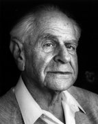 Portrait Sir Karl Popper