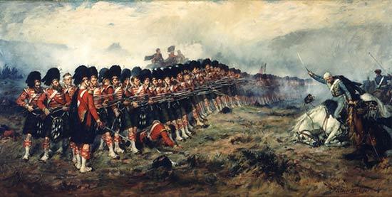 battle-line