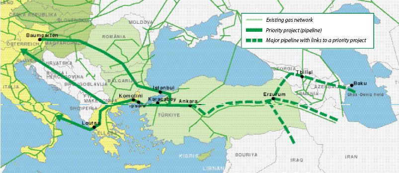 The Turkish Stream Pipeline Proposed By Russia Is Expected To Pass Through The Territory Of Macedonia The Us Seeks To Prevent It And Stage A Coup In The